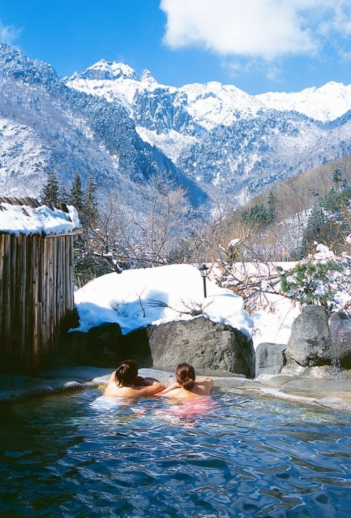 Shinhotaka Ropeway and the Okuhida Hot Spring Villages