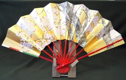 Omi sensu (folding fan)