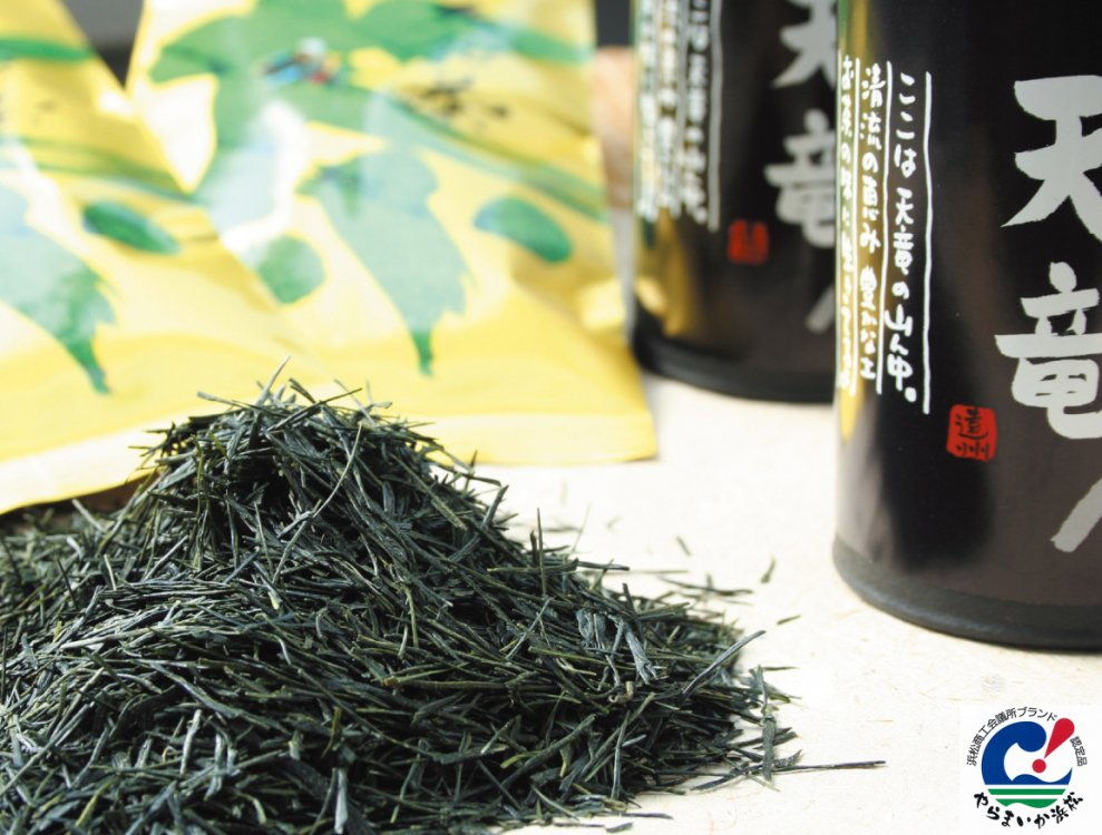 Green Tea of the Tenryu River