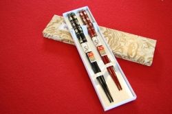 Wakasa Lacquered Chopsticks