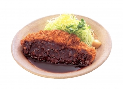 Deep-fried Pork Cutlet